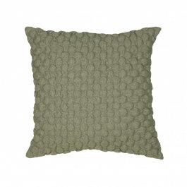 Pillowcase Paula, green  50 x 50 cm