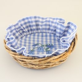 Cloth for breadbasket Bluebell, 20 cm