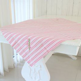 Tablecloth Floral bell, 90 x 90