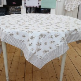Tablecloth Antique Rose, 100 x 100 cm