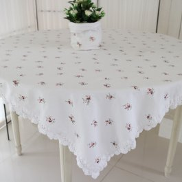 Tablecloth , 130 x 130 cm