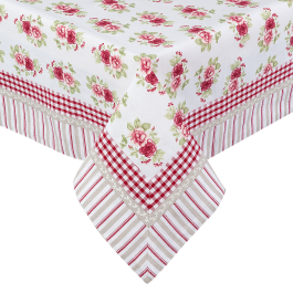 Tablecloth Romantic Garden, 100 x 100 cm