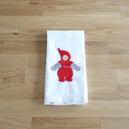 Guest Towel Garntomte Boy, hemstitches 30 x 45 cm