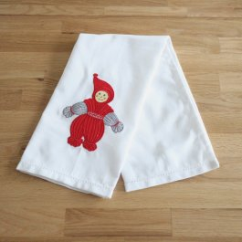 Kitchen Towel Garntomte Boy, hemstitches  50 x 65 cm