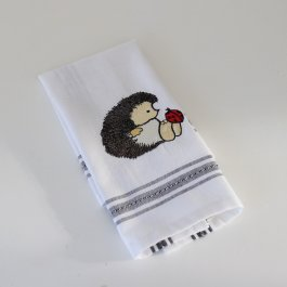 Kitchen towel Hedgehog, 30 x 45 cm