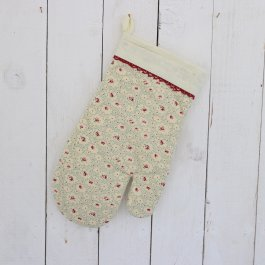 Oven Glove Sweetheart, 18 x 34 cm