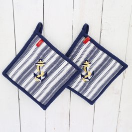 Pot Holder Anchor 20 x 20 cm