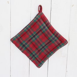 Pot Holder Tartan
