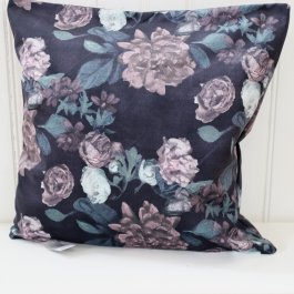 Pillowcase Cherise,Heathercoloured  50 x 50 cm