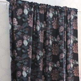 Curtain Cherise, Heathercoloured 130 x 250 cm