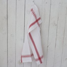 Kitchen towel Dobby red, 50 x 65 cm