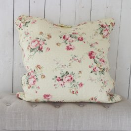Pillowcase, Bella Floral, 65 x 65 cm