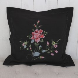Pillowcase Country Rose, 45 x 45 cm