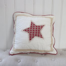 Pillowcase Stars, 40 x 40 cm