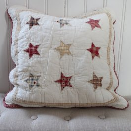 Pillowcase Stars, 50 x 50 cm
