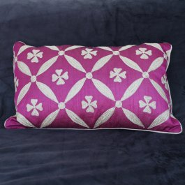 Pillowcase Versailles, Cerise 30 x 50 cm