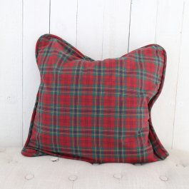 Pillowcase Tartan, 50 x 50 cm