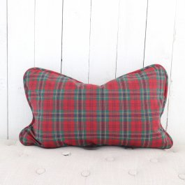 Pillowcase Tartan, 30 x 50 cm