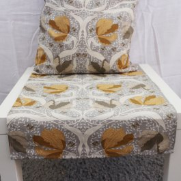 Tablecloth Pimpernel, Saffron 45 x 150 cm