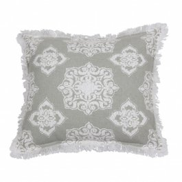 Pillowcase Paloma, green 45 x 45 cm