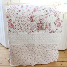 Bedspread Farm Rose, double bed 260 x 260 cm