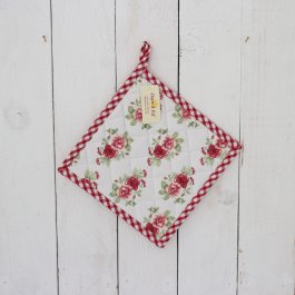 Pot Holder Romantic Garden, 20 x 20 cm