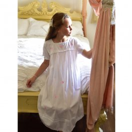 Night Gown Flora butterfly, children 2- 12 yrs