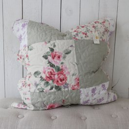 Pillowcase Floral Garden, 50 x 50 cm