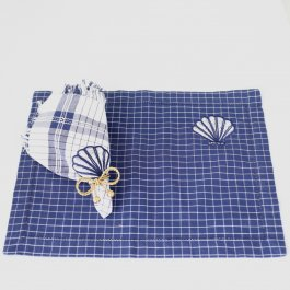 Placemat Seashell, 33 x 45 cm