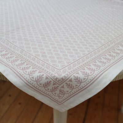 Tablecloth Antibes, Pink 90 x 90 cm