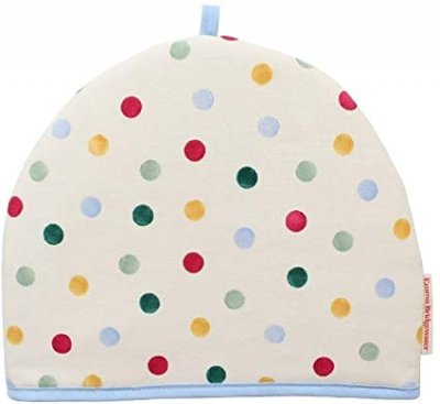 prickig tehuvaemma bridgewaer polka dot tea cozy