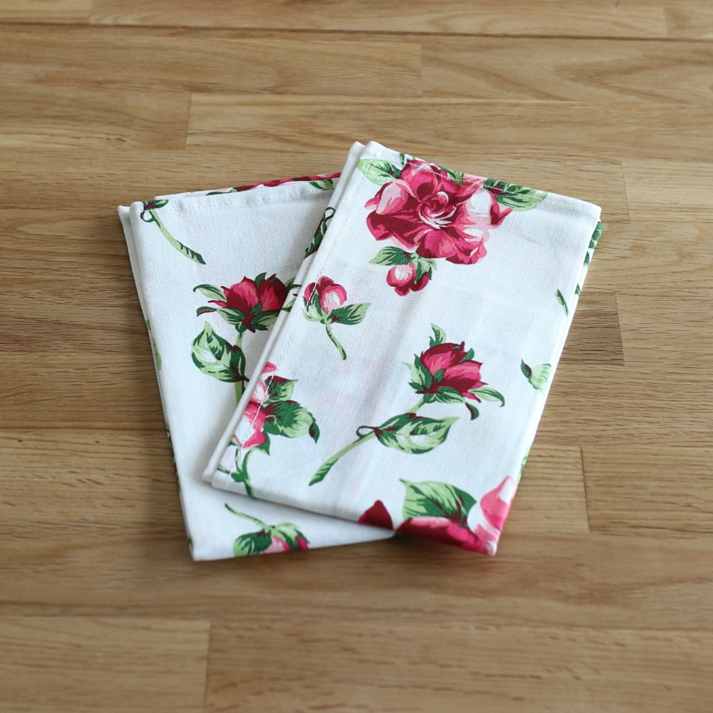 Napkin Magnolia 2 piece Cloth Napkins Dining  : 160 from laliving.fi size 1024 x 1024 jpeg 700kB
