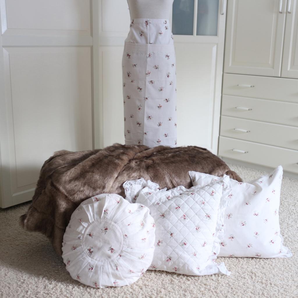 Pillowcase Eliza, 50 x 50 cm - 50 x 50 cm