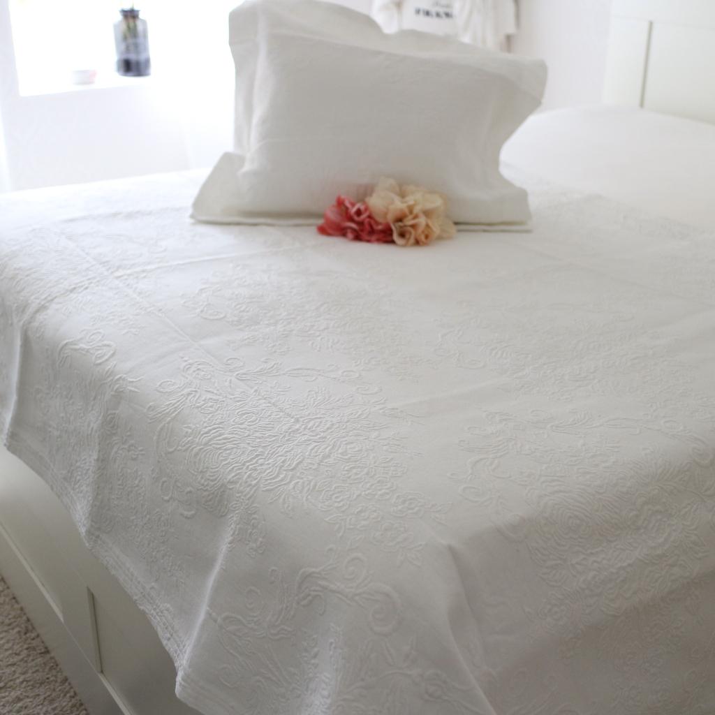 Pillowcase Agnes white,50 x 60 cm - Pillowcases
